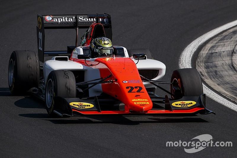 GP3 Hungaroring: İkinci yarışta zafer Boccolacci'nin