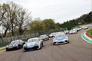 """Carrera Cup Italia, 911 GT3 Cup e Fulgenzi """"da urlo"""" a Imola"""