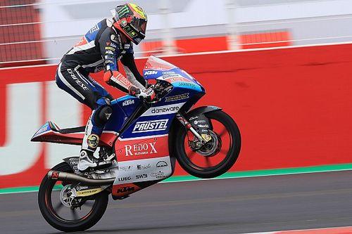 Fotogallery: la prima vittoria di Marco Bezzecchi in Moto3 in Argentina