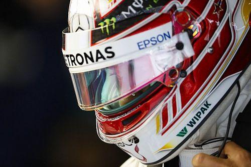 Shanghai et Ferrari refroidissent Hamilton