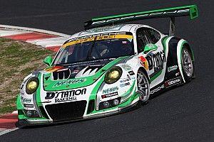 D'station Porsche驚異の18台抜き、藤井誠暢「予想以上の結果だった」