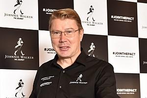 Formel 1 News Mika Häkkinen: Rolle als F1-Teamchef derzeit kein Thema