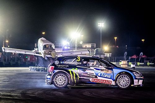 Kristoffersson & Woodham win Gymkhana GRiD in South Africa