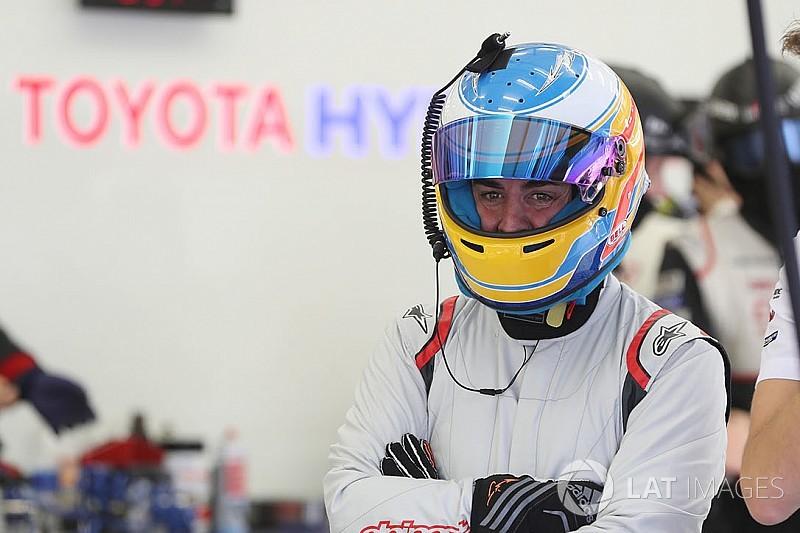 Officiel - Alonso aux 24H du Mans avec Toyota