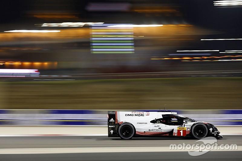 WEC Bahrein: Porsche pakt laatste pole in LMP1