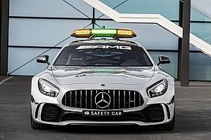 Fórmula 1 Galería El Mercedes-AMG GT R llamado