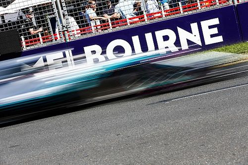Australian GP: Top photos from Friday
