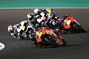 Viele Probleme und Defekte: KTM fährt in Katar hinterher