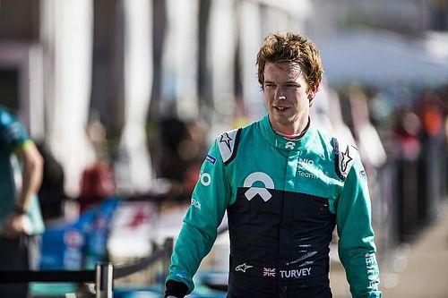 Hand verletzt: Formel-E-Saison für Oliver Turvey beendet