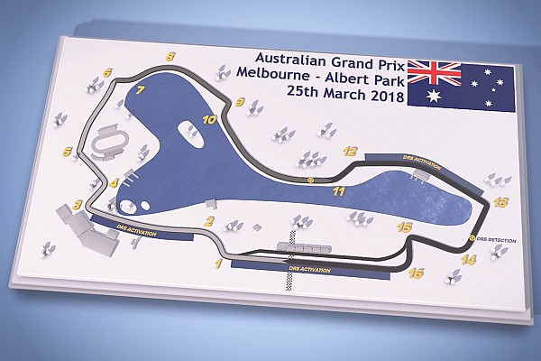 Formula 1 Özel Haber Avustralya GP: Albert Park pist rehberi