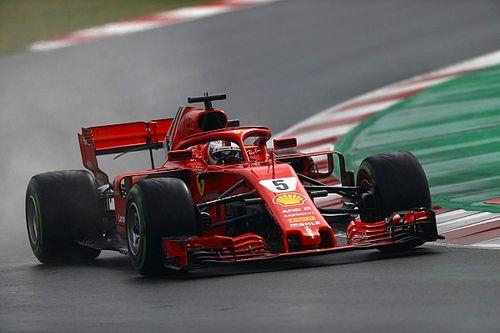 """Vettel: """"Ferrari estará aún más cerca de Mercedes este año"""""""