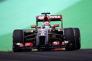 Haas struggles remind Grosjean of 2014 Lotus letdown