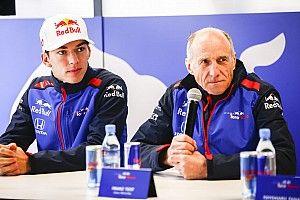 Тост: Гасли лучше готов к переходу в Red Bull, чем был Квят
