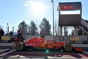 "F1 测试报告 2018第二轮季前测试首日:""银红""疯狂跑圈,迈凯伦一日三停"