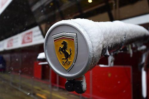 """Ferrari: """"No tiene sentido rodar en estas condiciones"""""""