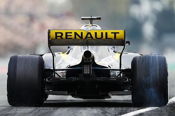 Formule 1 Preview Débat F1 2018 - Quelle équipe à moteur Renault aura le dessus?