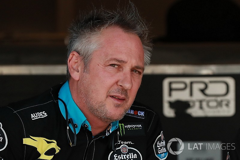 Bartholemy insists Marc VDS team boss role is secure