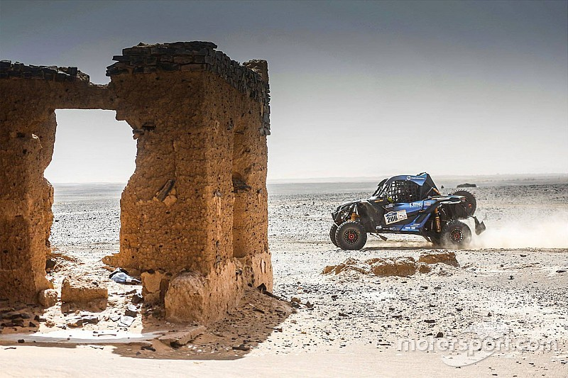 Los SxS, una amenaza en la sombra para el Dakar 2019