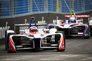 """Formula E Breaking news Rosenqvist mystified over failure that ruined """"perfect day"""""""