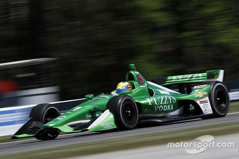 Pigot re-signs with Ed Carpenter Racing for 2019