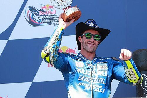 Sebelum podium, Iannone hampir luapkan kemarahan