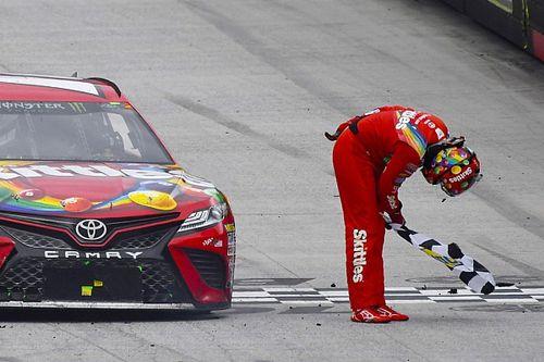 """NASCAR: Kyle Busch gewinnt """"24h von Bristol"""""""
