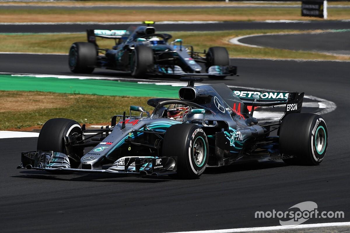 Mercedes проведет частные тесты в Сильверстоуне