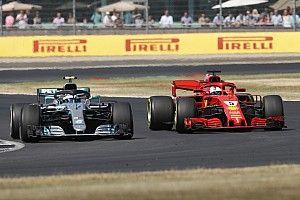 Formel 1 Silverstone 2018: Das Rennergebnis in Bildern