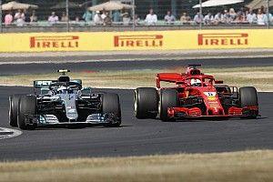 Vettel: Yarışı kazanmak için Bottas'ı şaşırtmalıydım