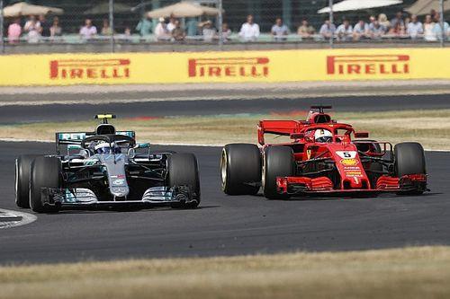 Winnende Vettel twijfelde vooraf of hij de finish zou halen