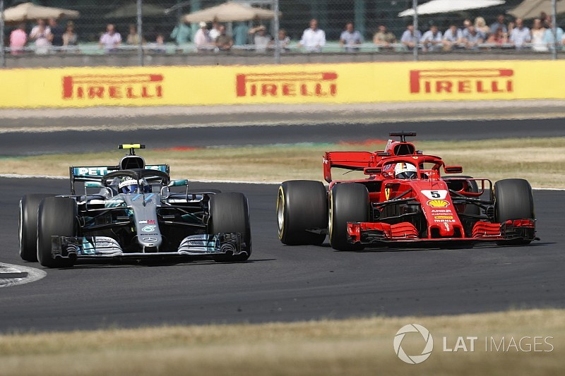 "Vettel had to ""surprise"" Bottas for race-winning move"