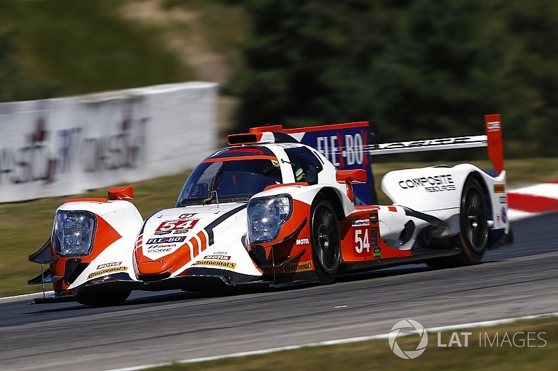 CTMP IMSA: Braun takes emphatic pole in CORE Oreca