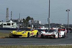 El test para las 24 horas de Daytona ya tiene ajustes de rendimiento