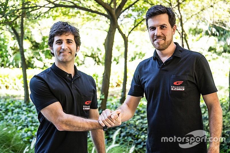 Nova equipe da Stock Car anuncia Jimenez e Guga Lima