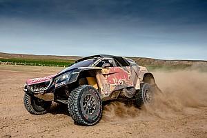 Дакар Новость Peugeot подаст апелляцию на наказание Сайнса