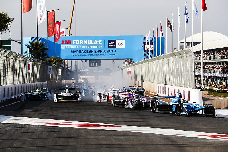 Formula E rilis kalender musim 2018/19