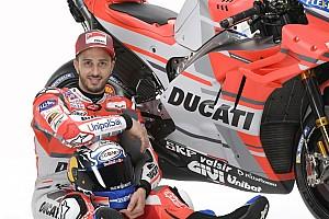 MotoGP Важливі новини Довіціозо: Для боротьби за титул потрібно стати кращим, ніж торік