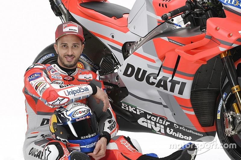 Ducati será primeira equipe da MotoGP a apresentar moto de 2019