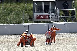 MotoGP Réactions Dovizioso admet avoir trop forcé pour suivre Lorenzo et Márquez