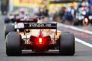Проблемы McLaren стали для соперников неожиданностью