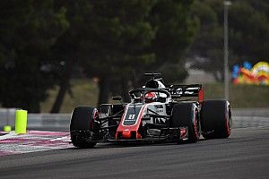 "Grosjean has ""no explanation"" for Q3 spin"