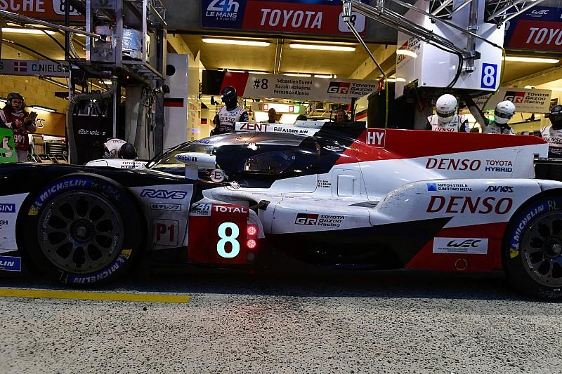 Toyota: Kár, hogy idén nem indult az Audi és a Porsche Le Mansban