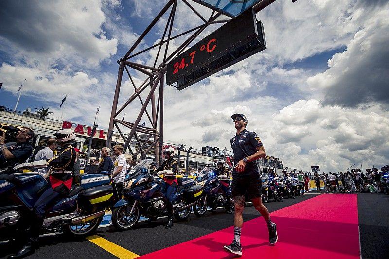 Red Bull: már csak a részleteket kell elsimítani Ricciardóval