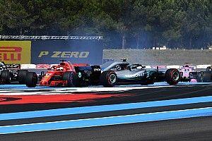 """Prost: Vettel a fait preuve """"d'un peu de nervosité"""""""