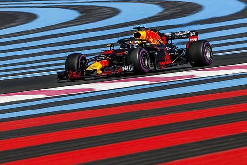 """Ricciardo kampte met onderstuur: """"Was een passagier"""""""