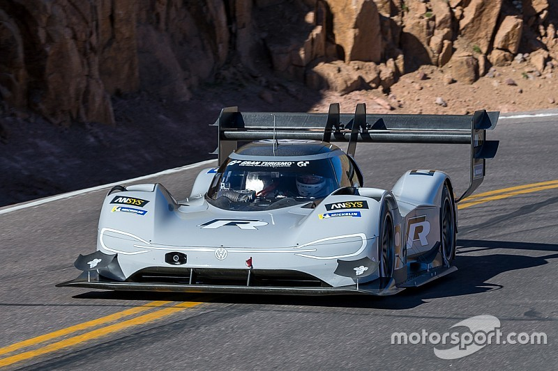 "Dumas: One-shot challenge of Pikes Peak ""harder"" than Le Mans"