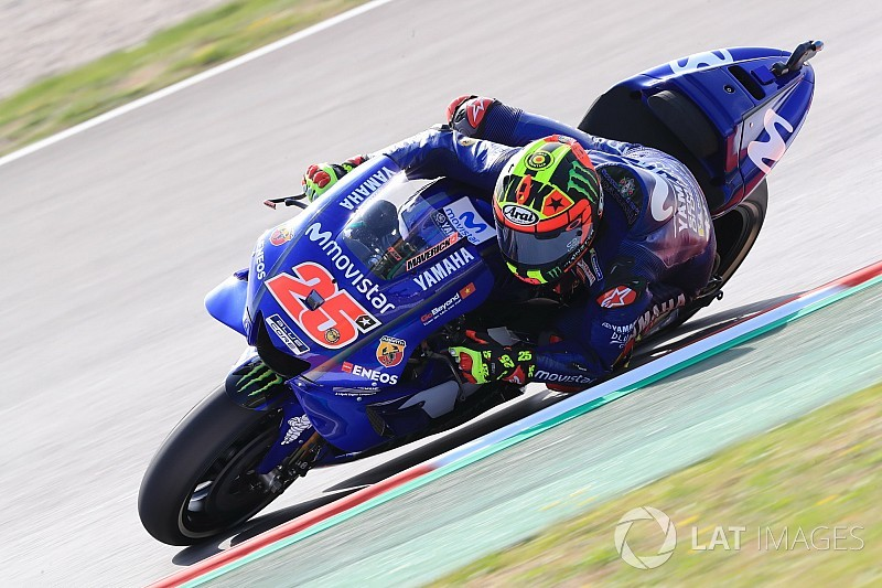 "Viñales: ""Race in Barcelona was al na de start verloren"""