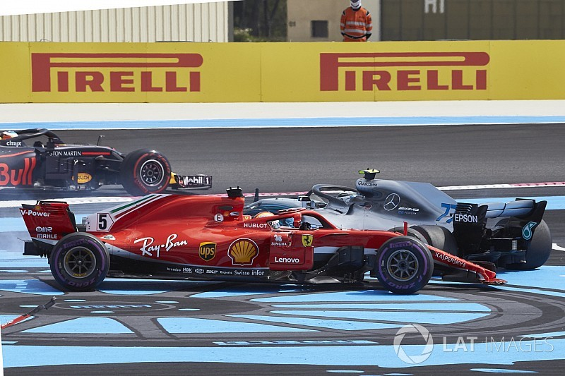 La FIA explique les pénalités de Vettel et Grosjean