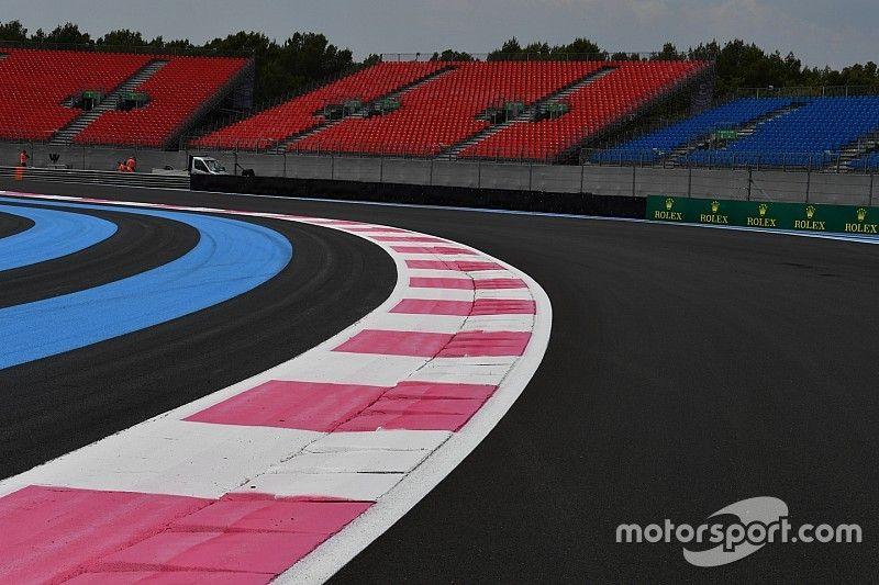 Consigue los mejores asientos para el GP de Francia de F1