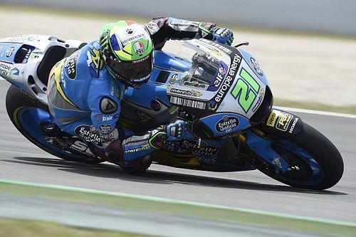 """Morbidelli seria """"outro Zarco"""" correndo em uma Yamaha"""